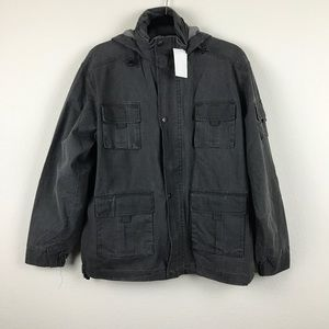 Other - NWT Men's Utility Jacket Sz M
